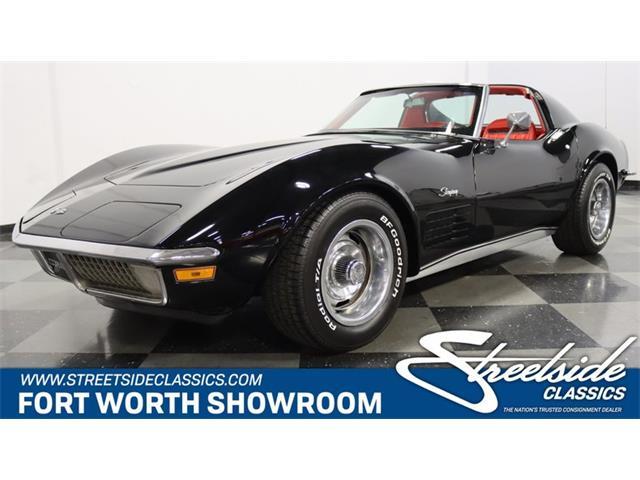 1971 Chevrolet Corvette (CC-1485870) for sale in Ft Worth, Texas