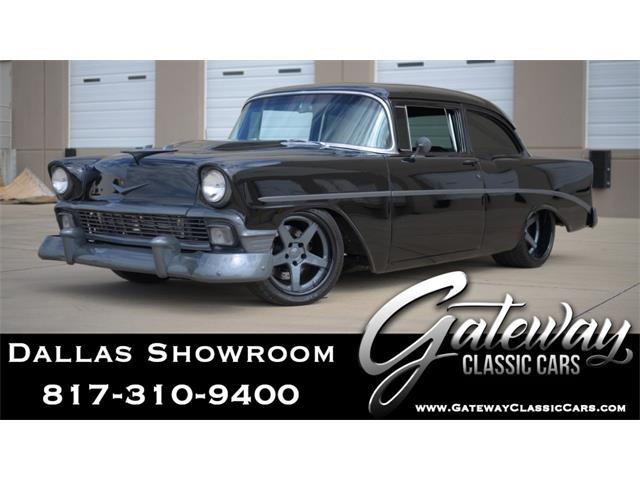 1956 Chevrolet Bel Air (CC-1485877) for sale in O'Fallon, Illinois