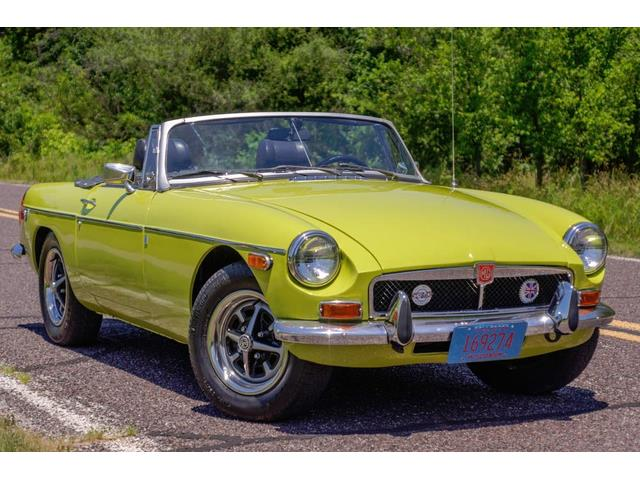 1974 MG MGB (CC-1485890) for sale in St. Louis, Missouri