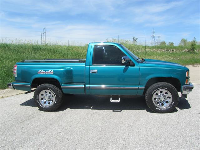 1994 Chevrolet 1/2 Ton Shortbox (CC-1480594) for sale in Omaha, Nebraska