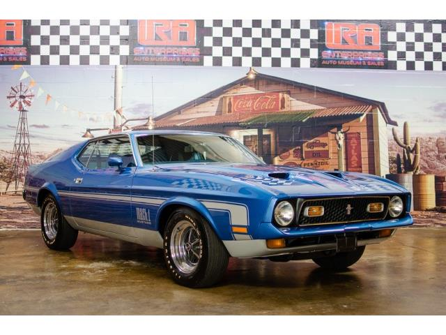1971 Ford Mustang (CC-1485944) for sale in Bristol, Pennsylvania