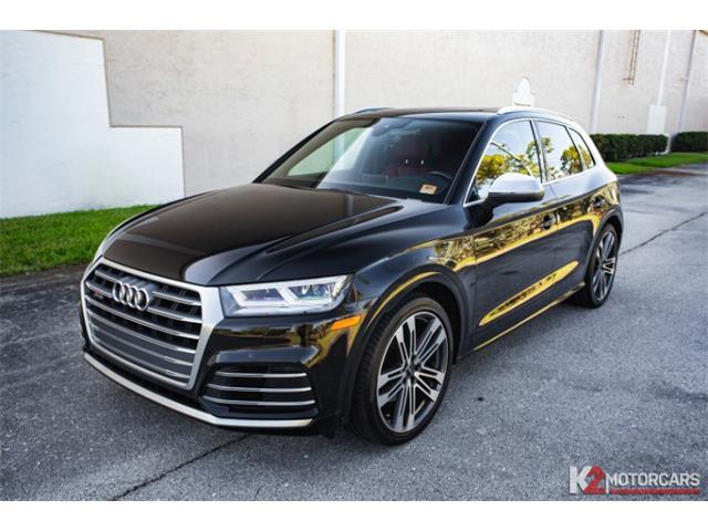 2018 Audi Q5 (CC-1485956) for sale in Jupiter, Florida