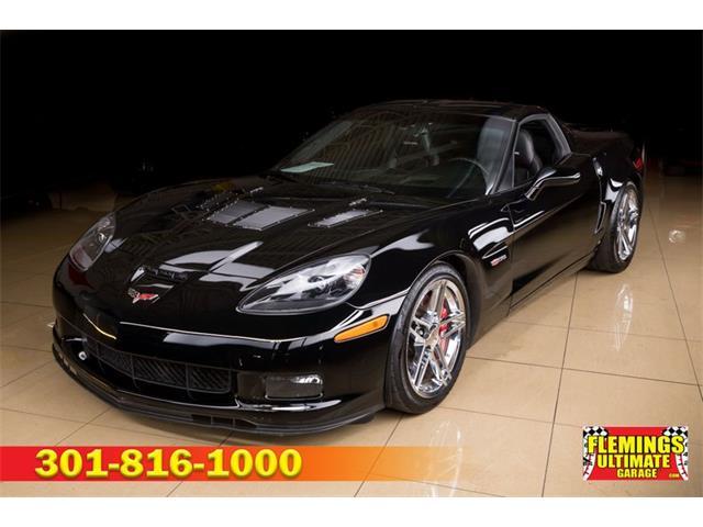 2008 Chevrolet Corvette (CC-1485958) for sale in Rockville, Maryland