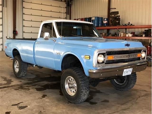 1969 Chevrolet C/K 10 (CC-1480596) for sale in Williston, North Dakota