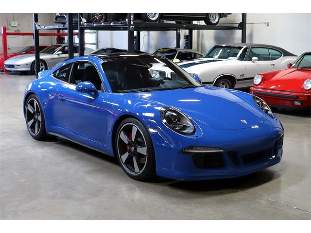 2016 Porsche 911 (CC-1485964) for sale in San Carlos, California