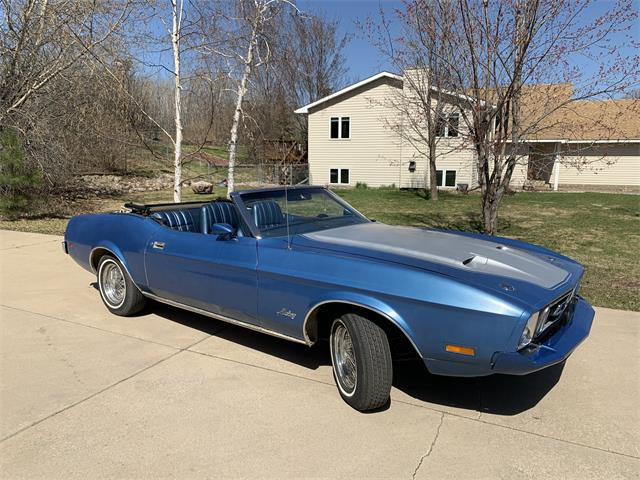 1973 Ford Mustang (CC-1486036) for sale in Hibbing, Minnesota