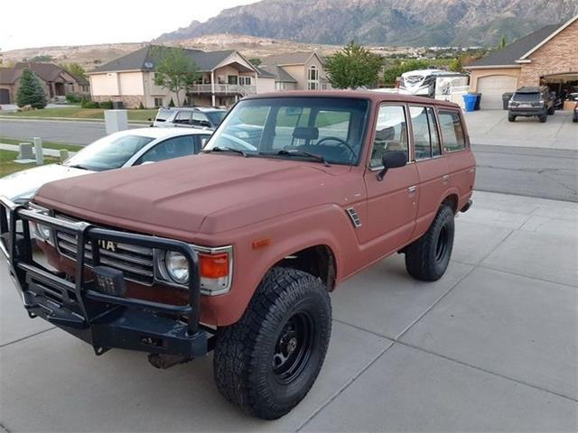 1987 Toyota Land Cruiser FJ (CC-1486087) for sale in Cadillac, Michigan
