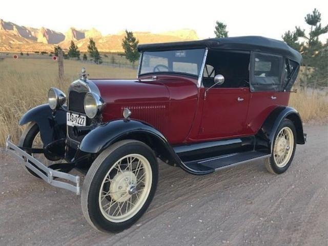 1929 Ford Model A (CC-1486088) for sale in Cadillac, Michigan