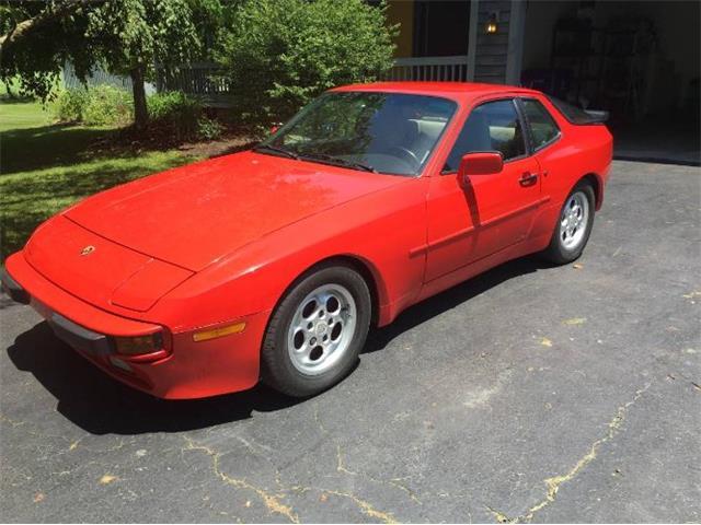 1986 Porsche 944 (CC-1486113) for sale in Cadillac, Michigan