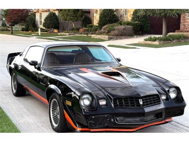 1979 Chevrolet Camaro (CC-1486116) for sale in Cadillac, Michigan