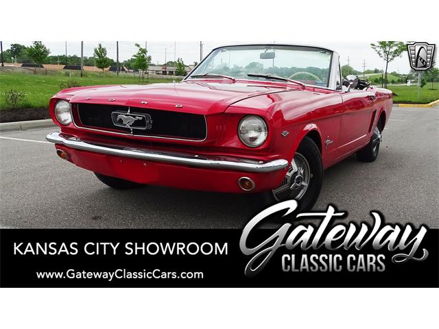 1965 Ford Mustang (CC-1486118) for sale in O'Fallon, Illinois