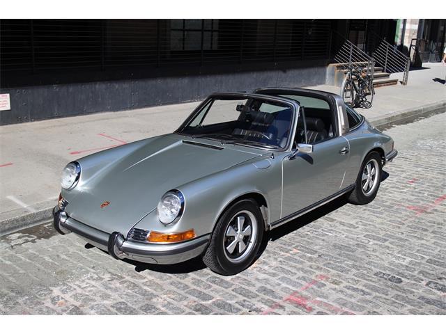 1972 Porsche 911T (CC-1486213) for sale in New York, New York