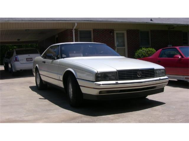 1987 Cadillac Allante (CC-1486221) for sale in Cornelius, North Carolina