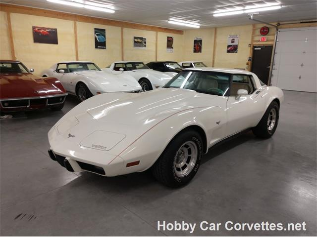 1979 Chevrolet Corvette (CC-1486257) for sale in martinsburg, Pennsylvania