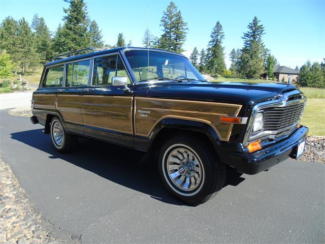 1983 Jeep Wagoneer (CC-1486268) for sale in Spokane, Washington