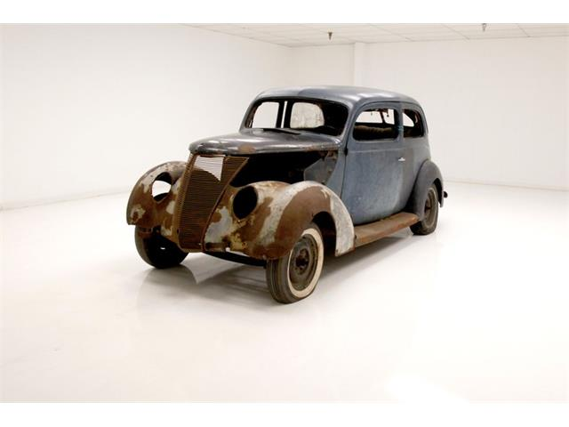 1937 Ford 2-Dr Sedan (CC-1486278) for sale in Morgantown, Pennsylvania