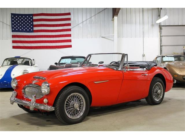 1966 Austin-Healey BJ8 (CC-1486286) for sale in Kentwood, Michigan
