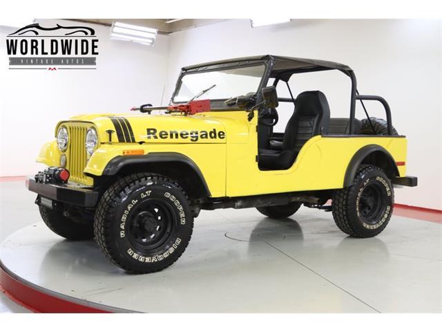 1967 Jeep CJ (CC-1486288) for sale in Denver , Colorado