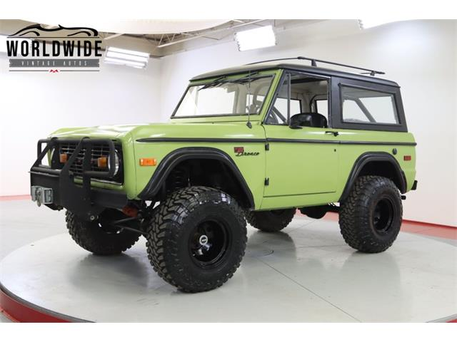 1975 Ford Bronco (CC-1486290) for sale in Denver , Colorado