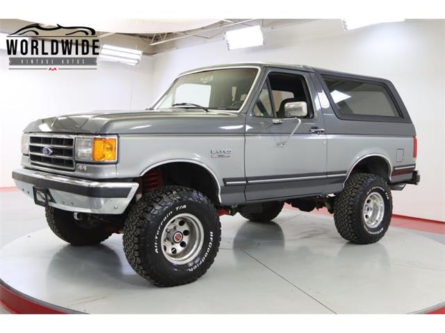 1988 Ford Bronco (CC-1486300) for sale in Denver , Colorado