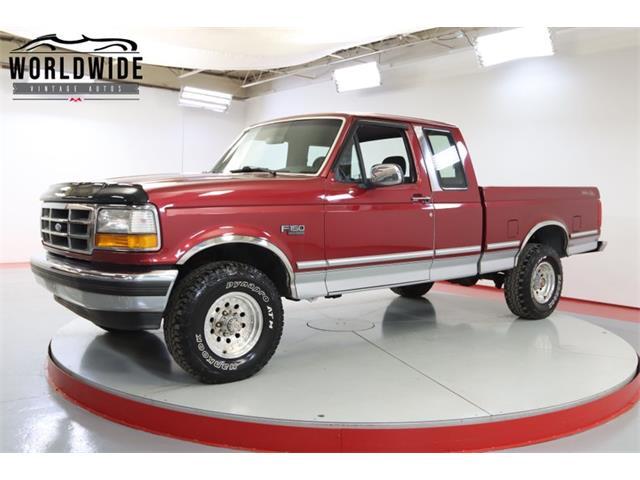 1993 Ford F150 (CC-1486302) for sale in Denver , Colorado