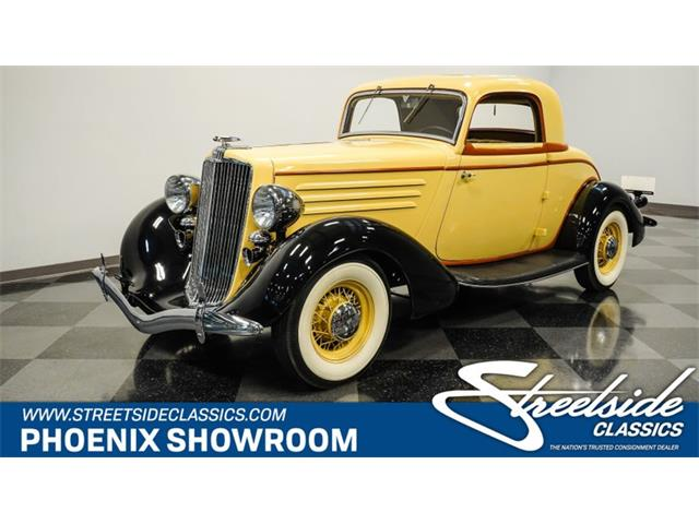 1934 Hupmobile Coupe (CC-1486312) for sale in Mesa, Arizona