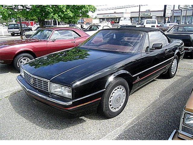 1988 Cadillac Allante (CC-1486315) for sale in Stratford, New Jersey