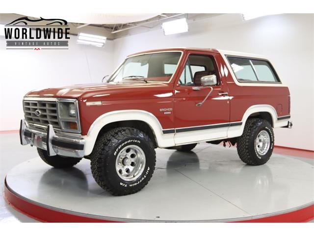 1984 Ford Bronco (CC-1486318) for sale in Denver , Colorado