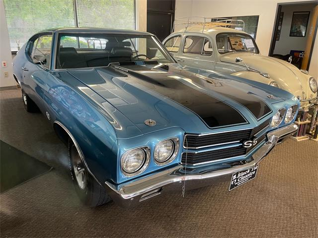 1970 Chevrolet Chevelle SS (CC-1486321) for sale in Stratford, New Jersey