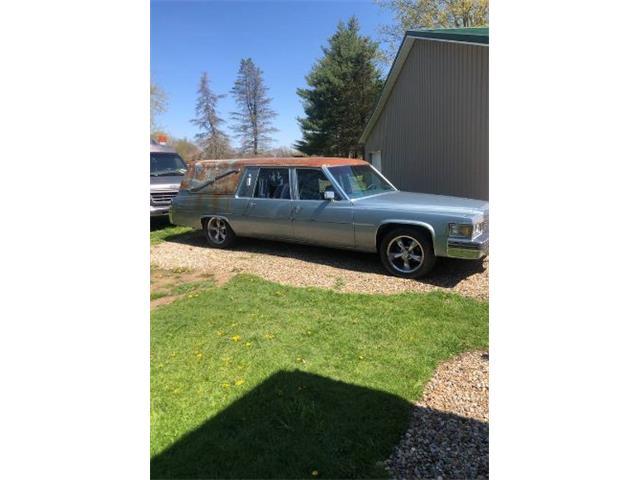 1979 Cadillac Wagon (CC-1486322) for sale in Cadillac, Michigan