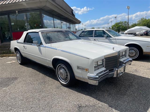 1984 Cadillac Eldorado Biarritz (CC-1486328) for sale in Stratford, New Jersey