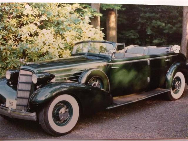 1935 Cadillac Series 75 (CC-1486337) for sale in Cadillac, Michigan
