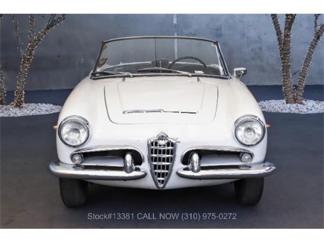 1963 Alfa Romeo Giulietta Spider (CC-1486345) for sale in Beverly Hills, California