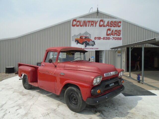1959 GMC Truck (CC-1486349) for sale in Staunton, Illinois