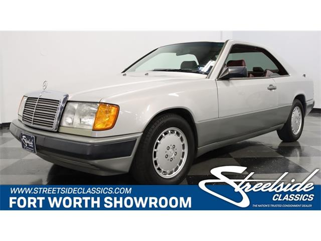 1989 Mercedes-Benz 300CE (CC-1480636) for sale in Ft Worth, Texas
