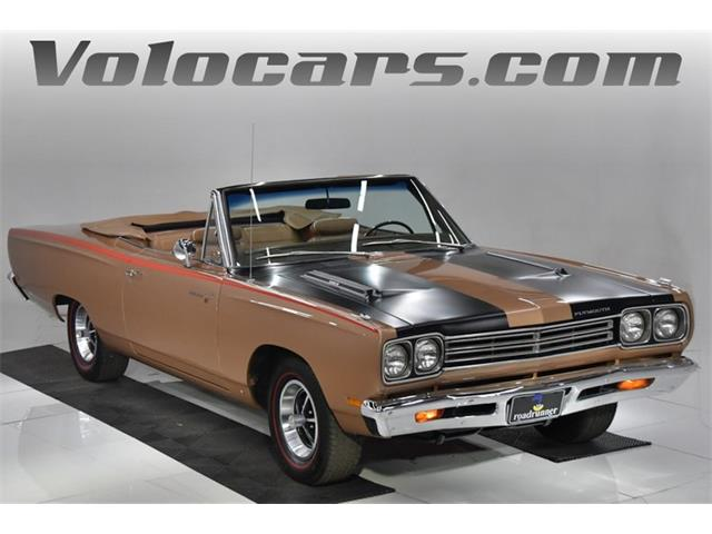 1969 Plymouth Road Runner (CC-1486360) for sale in Volo, Illinois
