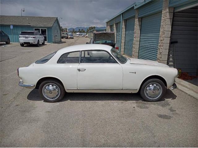 1961 Alfa Romeo Giulietta Sprint (CC-1486367) for sale in Cadillac, Michigan