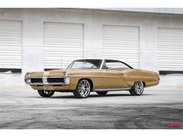 1967 Pontiac Bonneville (CC-1486381) for sale in Fort Lauderdale, Florida