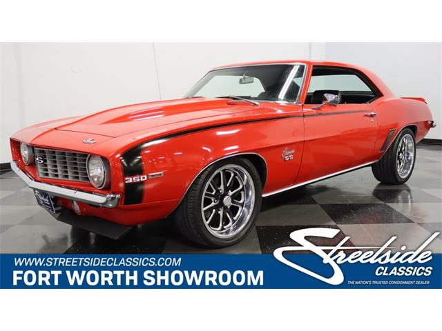 1969 Chevrolet Camaro (CC-1480639) for sale in Ft Worth, Texas