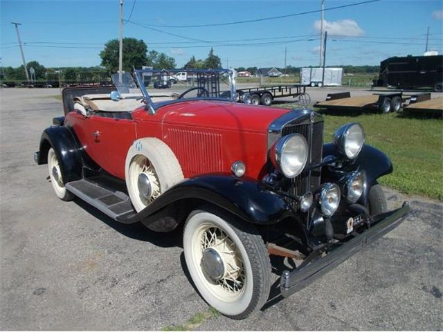 1933 Hupmobile Coupe (CC-1486390) for sale in Cadillac, Michigan