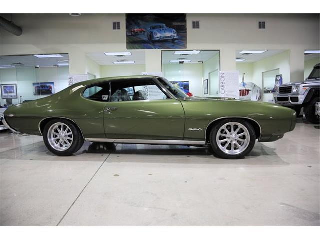 1969 Pontiac GTO (CC-1486391) for sale in Chatsworth, California