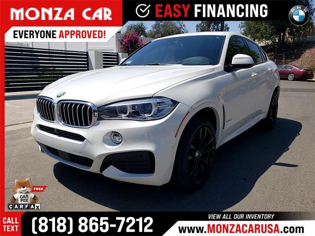 2018 BMW X6 (CC-1486437) for sale in Sherman Oaks, California