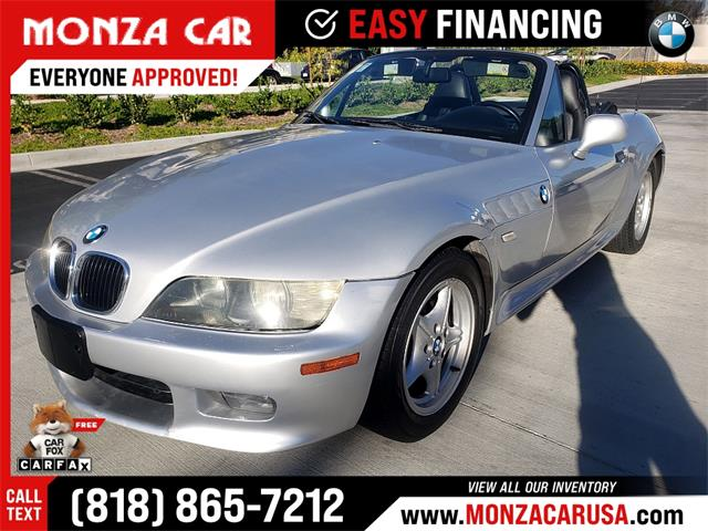 2002 BMW Z3 (CC-1486444) for sale in Sherman Oaks, California