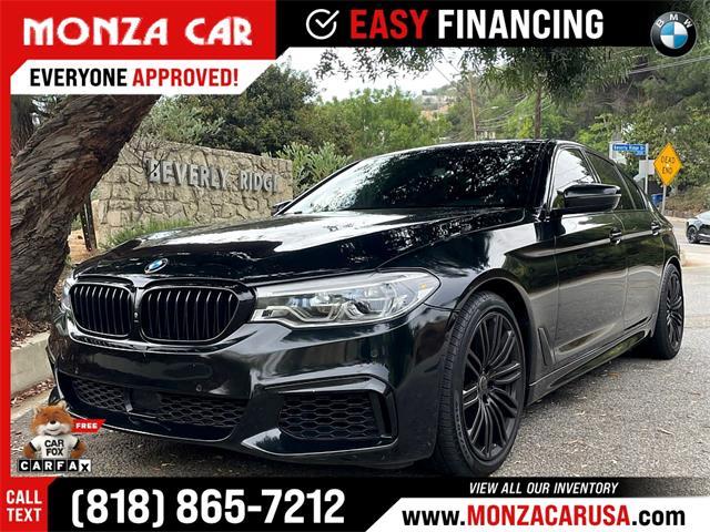 2019 BMW 5 Series (CC-1486446) for sale in Sherman Oaks, California