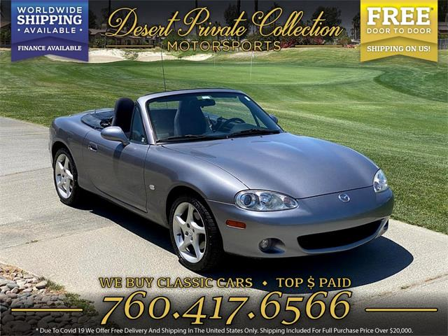 2003 Mazda MX-5 Miata (CC-1486448) for sale in Palm Desert , California