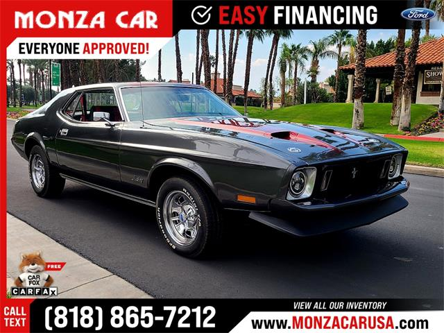 1973 Ford Mustang (CC-1486449) for sale in Sherman Oaks, California