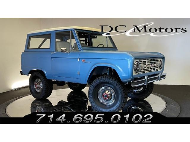 1971 Ford Bronco (CC-1486454) for sale in Anaheim, California