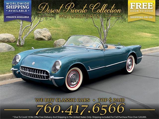 1954 Chevrolet Corvette (CC-1486456) for sale in Palm Desert , California