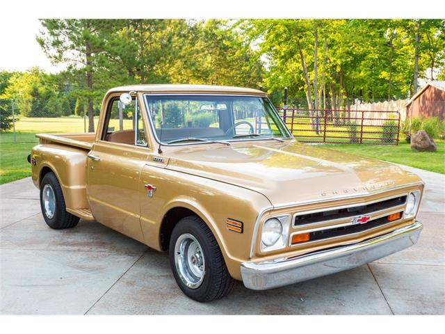 1968 Chevrolet C10 (CC-1486469) for sale in Franklin, Indiana