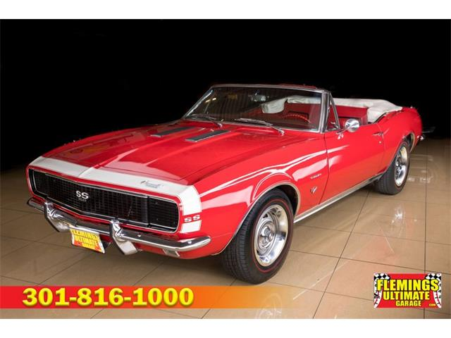 1967 Chevrolet Camaro (CC-1486476) for sale in Rockville, Maryland